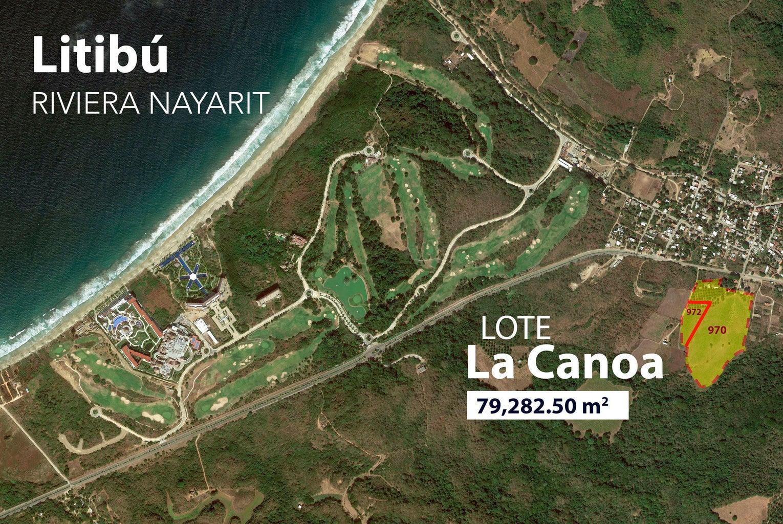 La Canoa lots