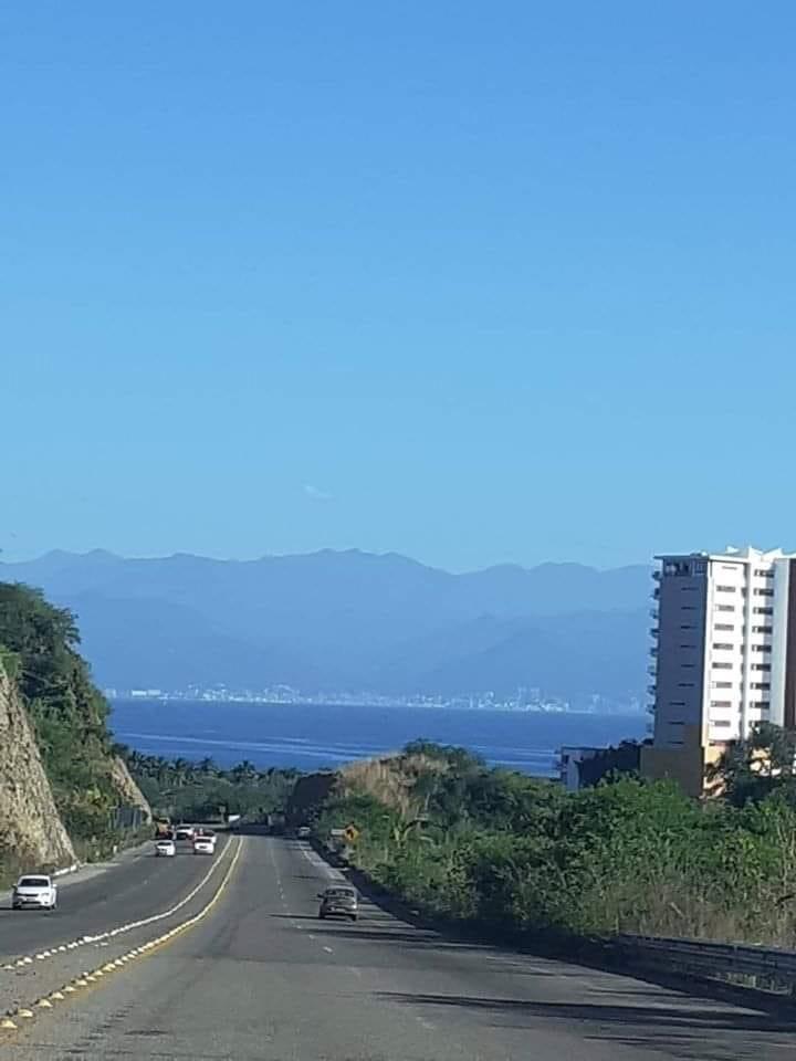 foto carretera a la Cruz