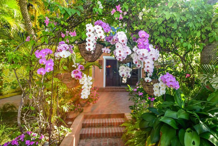 Enjoy this perfect garden