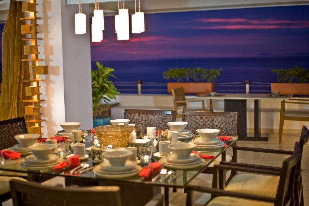 Dinning Room Sunset
