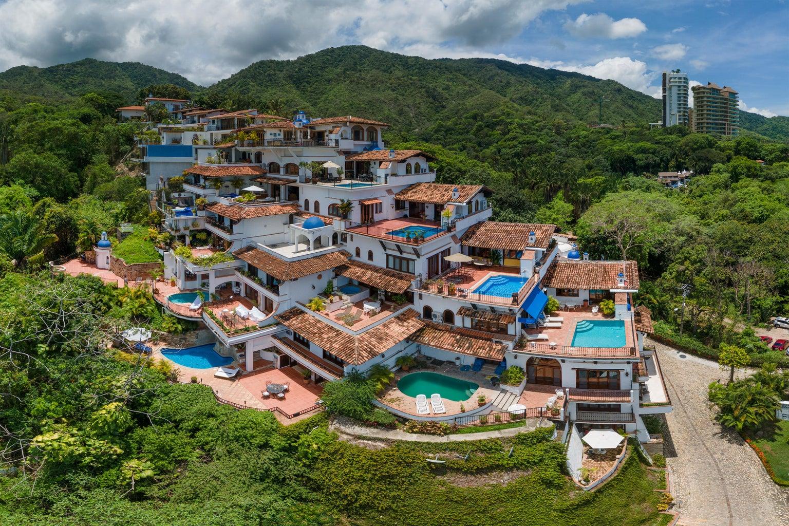 Villa Altas Garza Blanca