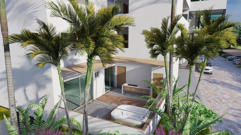 Tipo A residential terraza