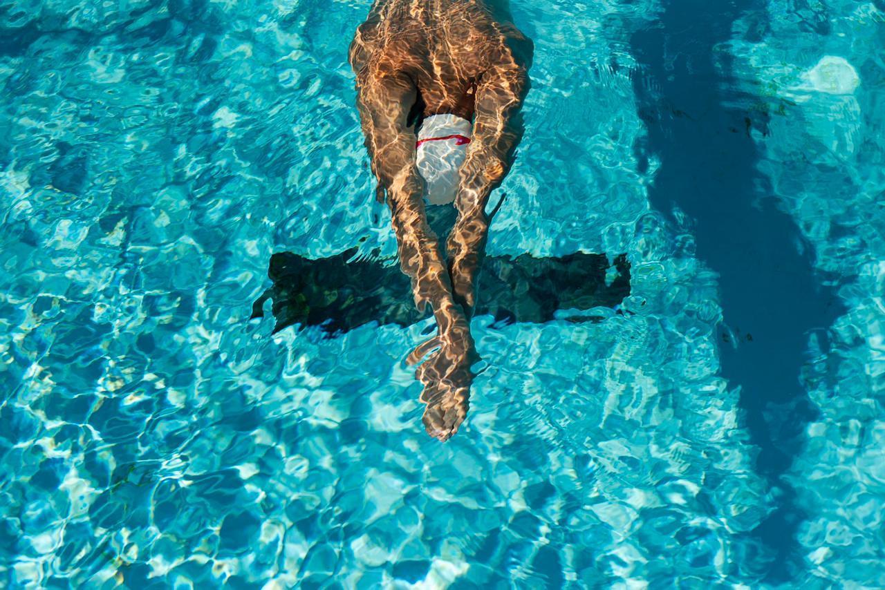 Semi Olympic pool