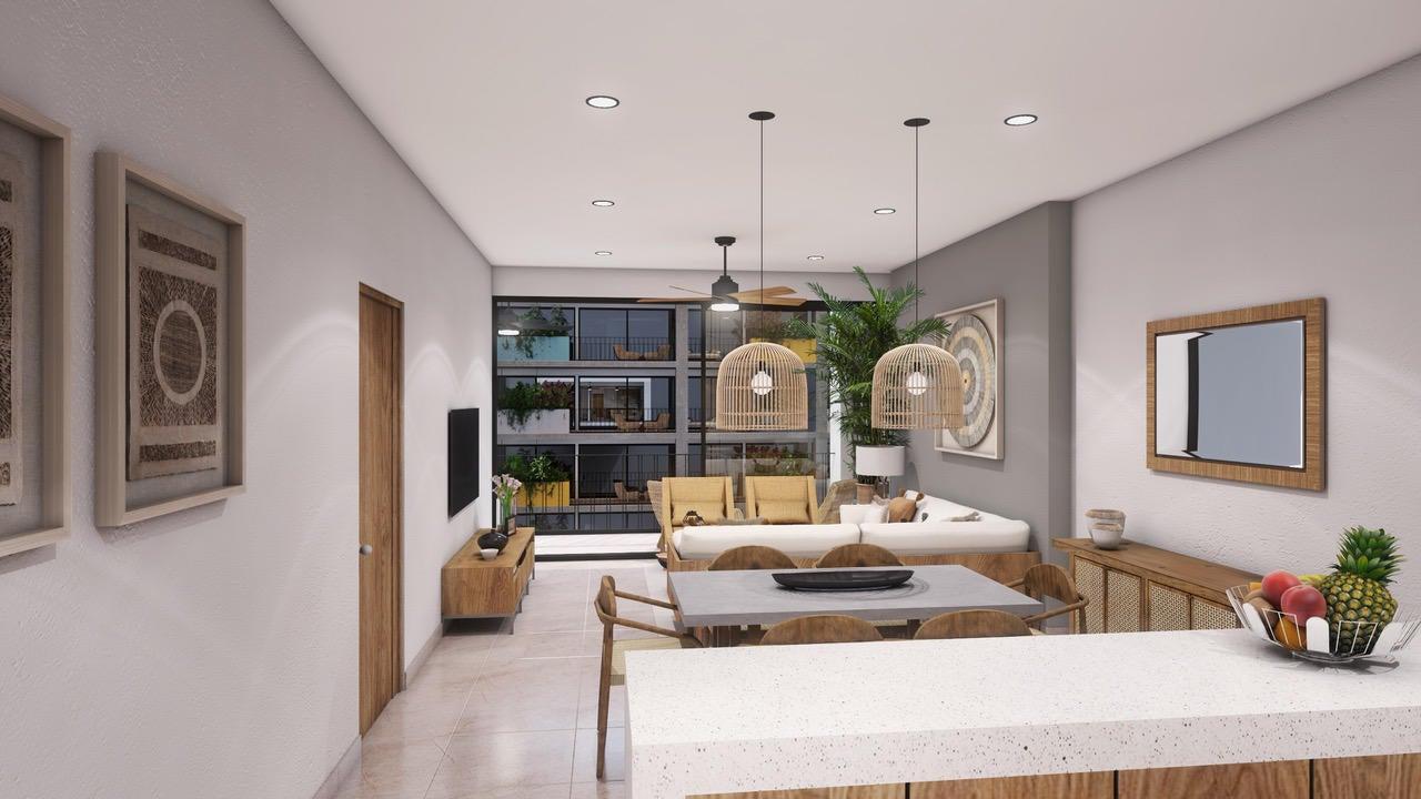 IYARI - KITCHEN & LIVING ROOM 1