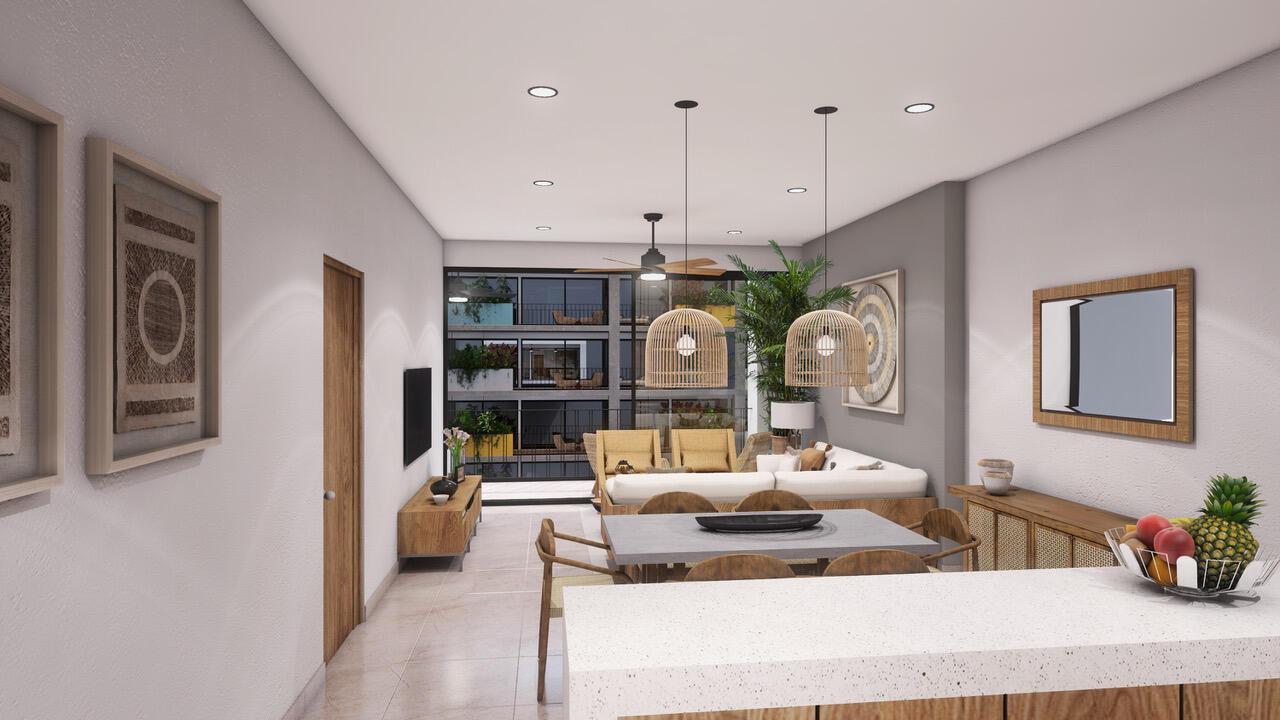 A.IYARI - KITCHEN & LIVING ROOM 1