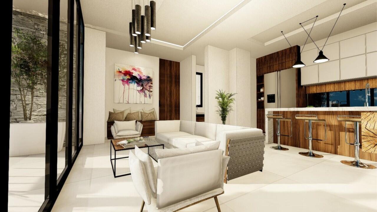 1 bed 2 bath Plac C - living space terra