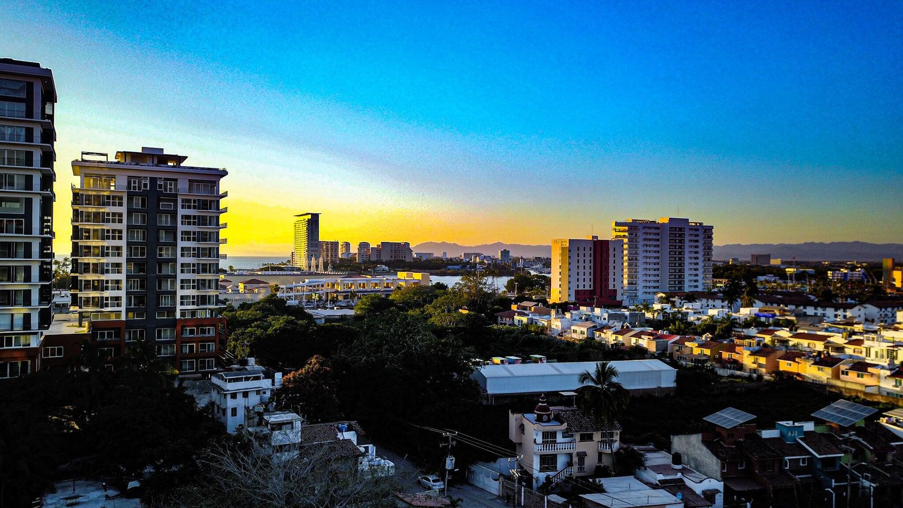 Rooftop view Distrito Coral