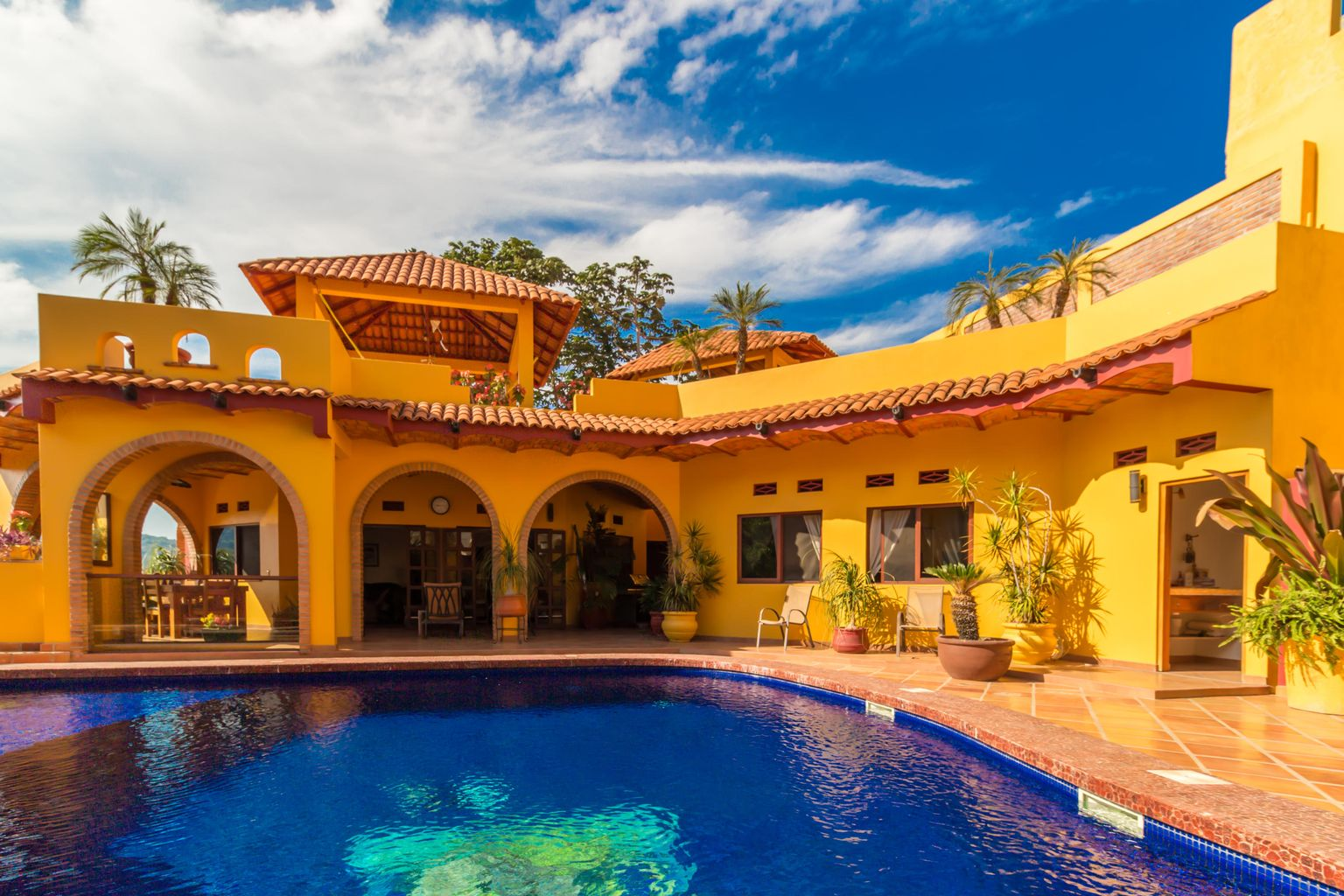 Casa tesoro los ayala for Hotel villas corona en los ayala nayarit