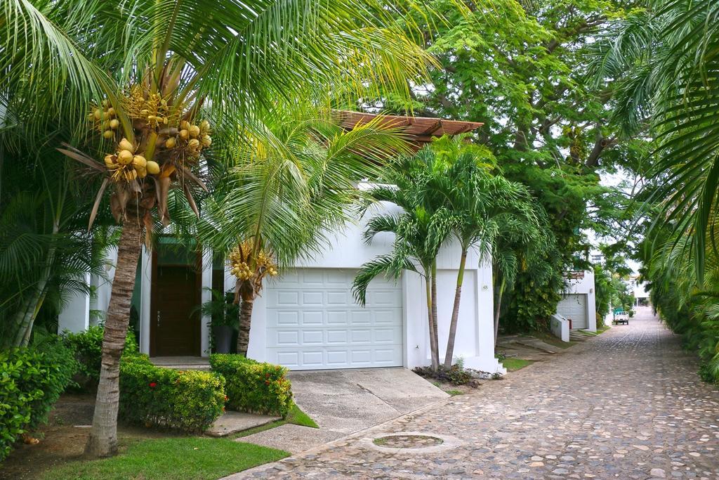 Vallarta Gardens Villa 48 Beachfront House For Sale In