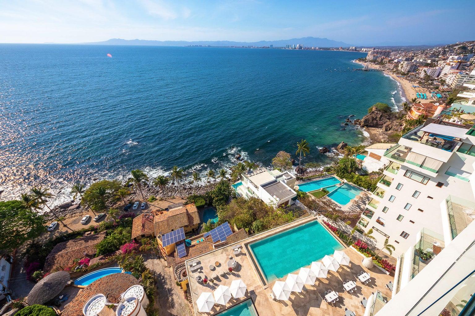 full coast views