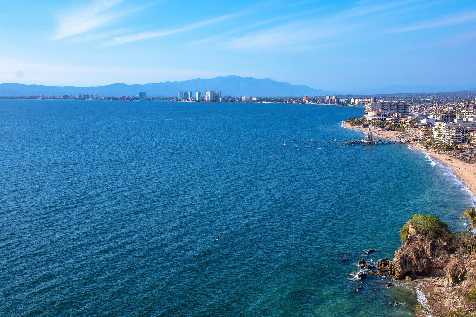 unique puerto vallarta views