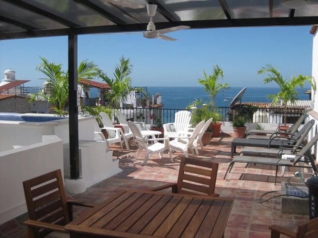 452 Miramar PH 4, Condo Theodore, Puerto Vallarta, JA