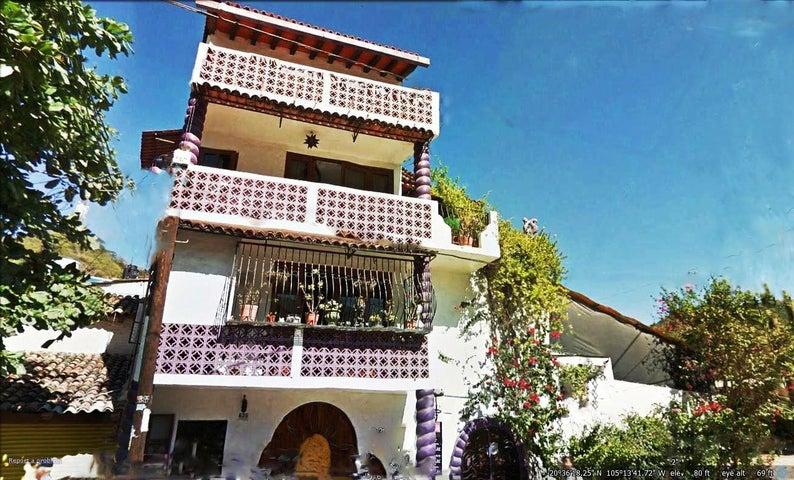 625A Calle Lazaro Cardenas, Casa Purple Lotus, Puerto Vallarta, JA
