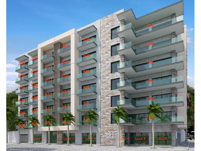 268 Venustiano Caranza 608, Loft 268, Puerto Vallarta, JA