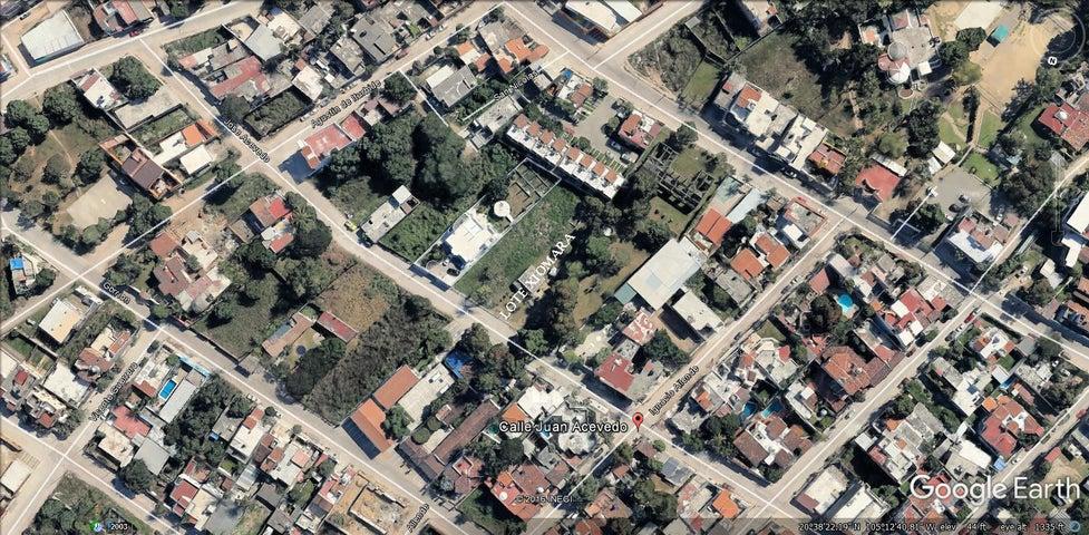00 Juan Acevedo Manzana 123, Lote Xiomara, Puerto Vallarta, JA