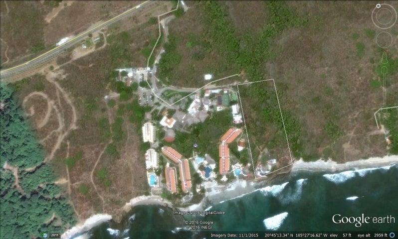 0 Carr Cruz de Huanacaxtle, Lote Punta Pontoque, Riviera Nayarit, NA