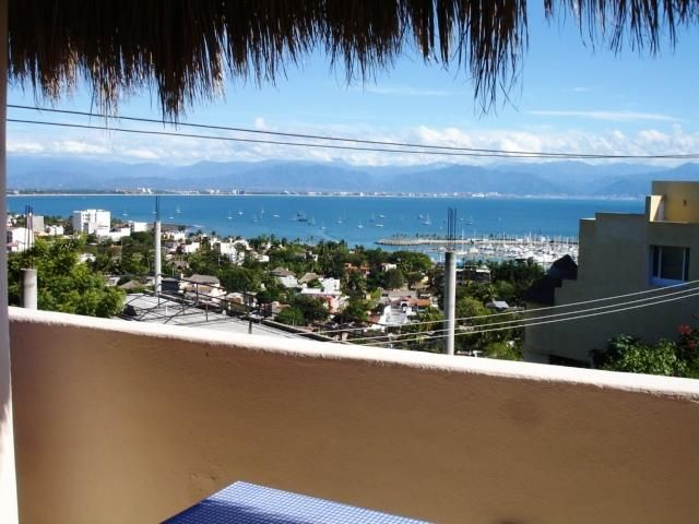 View from Palapa terrace