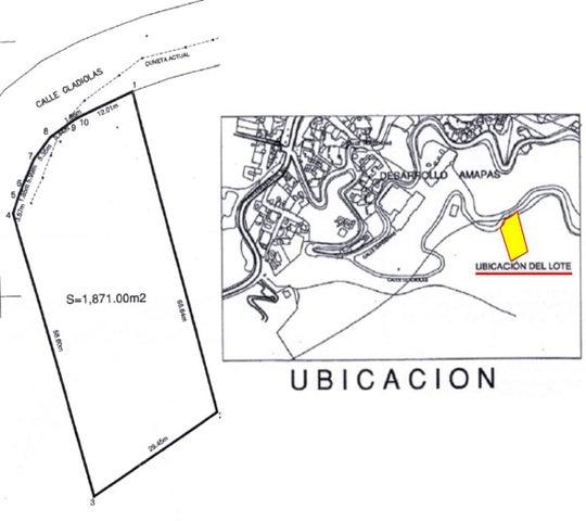 148 CALLE DE LAS GLADIOLAS, LOTE CALLE GLADIOLAS AMPAS, Puerto Vallarta, JA