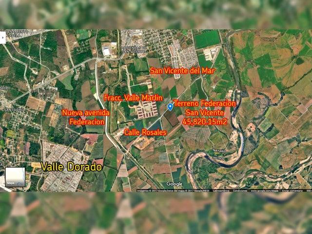 Ubicacion del terreno en google maps