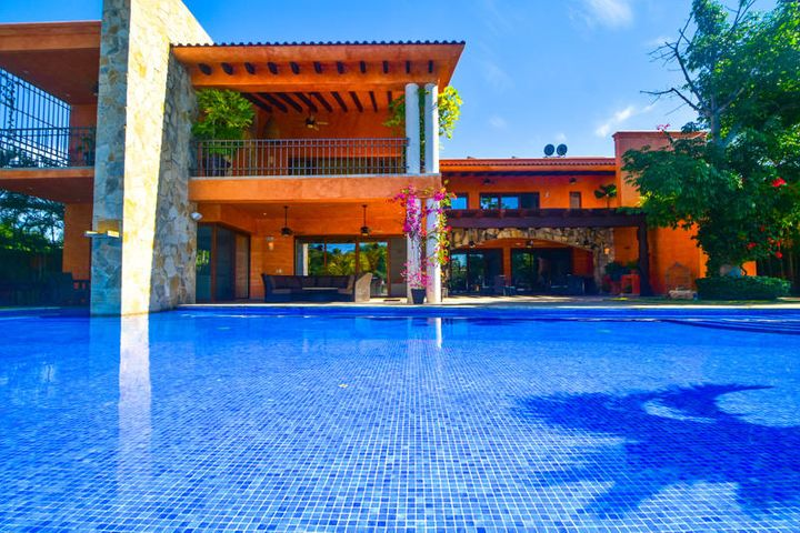 35 Av. Las Palmas, CASA MARESCA, Riviera Nayarit, NA