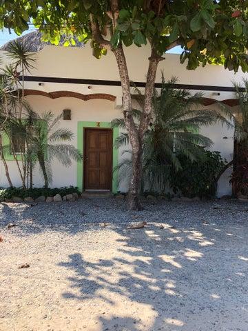Front of Casa Las Brisas del Mar