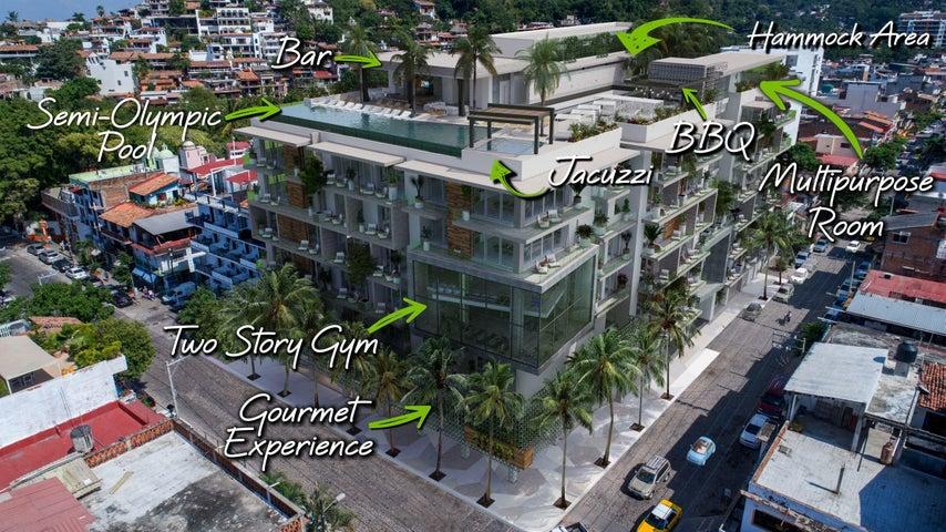 193 Insurgentes 513, Avida, Puerto Vallarta, JA