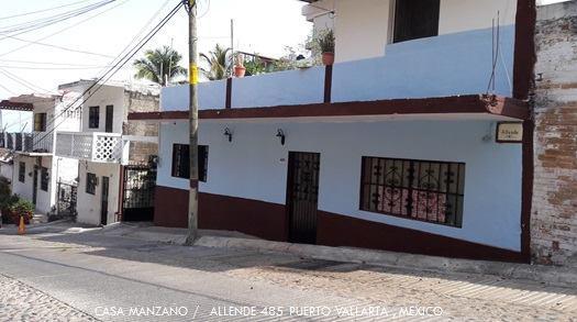 485 Allende, Casa Allende, Puerto Vallarta, JA