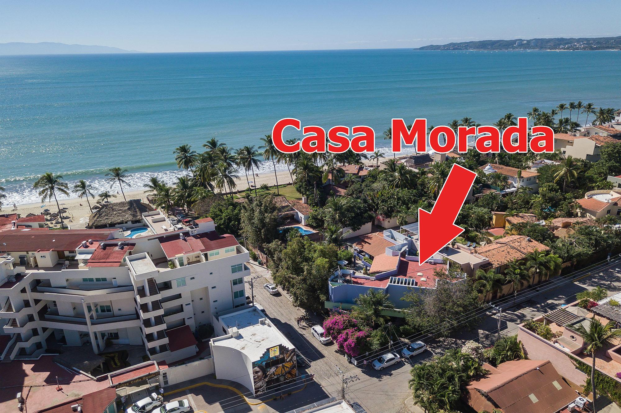 2-A LAZARO CARDENAS, CASA MORADA, Riviera Nayarit, NA