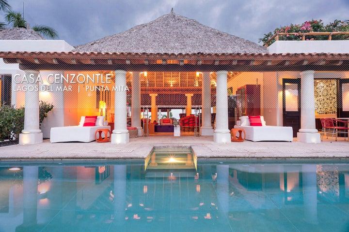 20 Lagos del Mar 20, Casa Cenzontle, Riviera Nayarit, NA