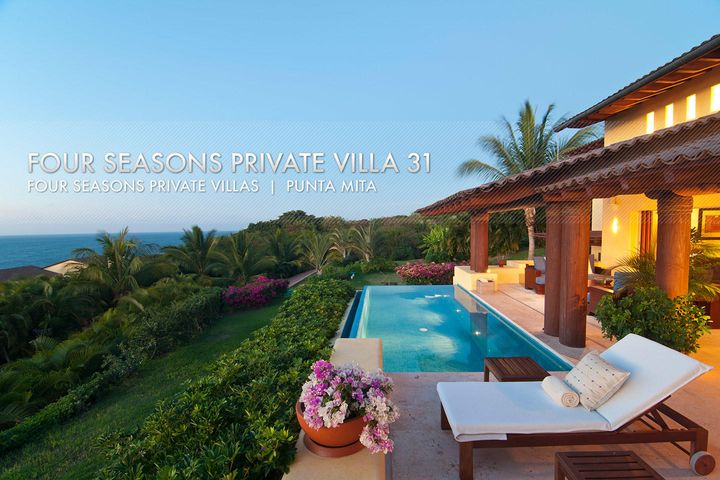 31 FOUR SEASONS PRIVATE VILLA, FSPV, Riviera Nayarit, NA