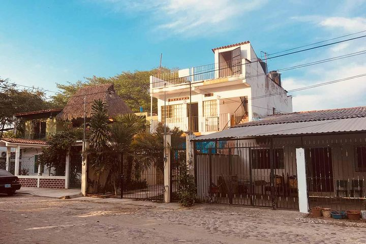 Casa Duplex la Cruz