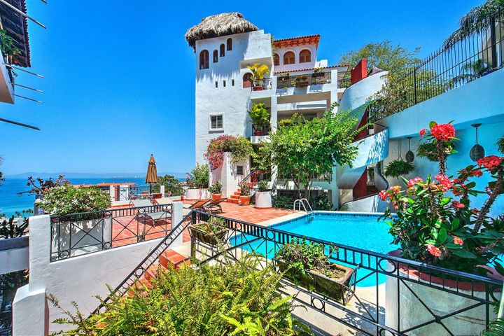 131 Hortencias 7, Casa Gracia, Puerto Vallarta, JA