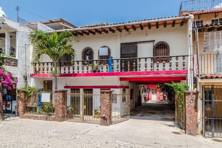 1652 Ecuador, Casa ecuador, Puerto Vallarta, JA
