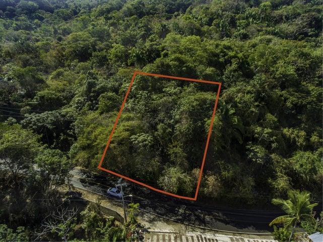 Lote 17 Carretera a Boca de Tomatlan, Lote Boca de Tomatlan, Puerto Vallarta, JA