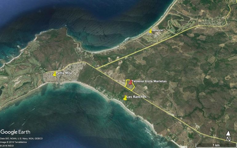 SN CARR FED LA CRUZ PUNTA DE MITA, VISTA MARIETAS, Riviera Nayarit, NA