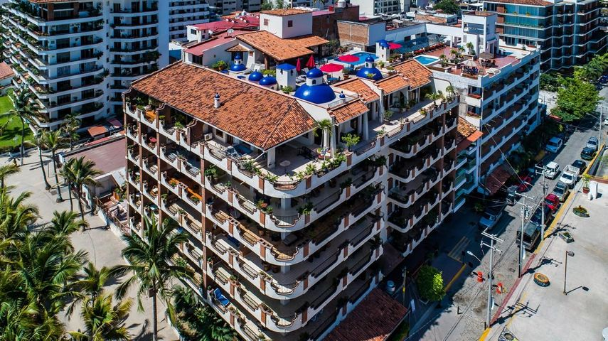 155 Lazaro Cardenas 602, Plaza Mar, Puerto Vallarta, JA