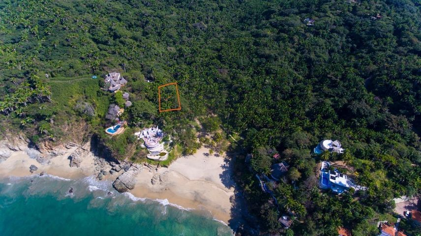 Hidden Beach Lot