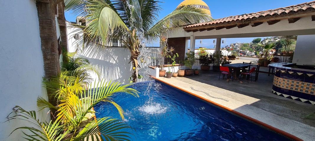 520 BASILIO BADILLO OLAS ALTAS 1, EDIFICIO BADILLO, Puerto Vallarta, JA