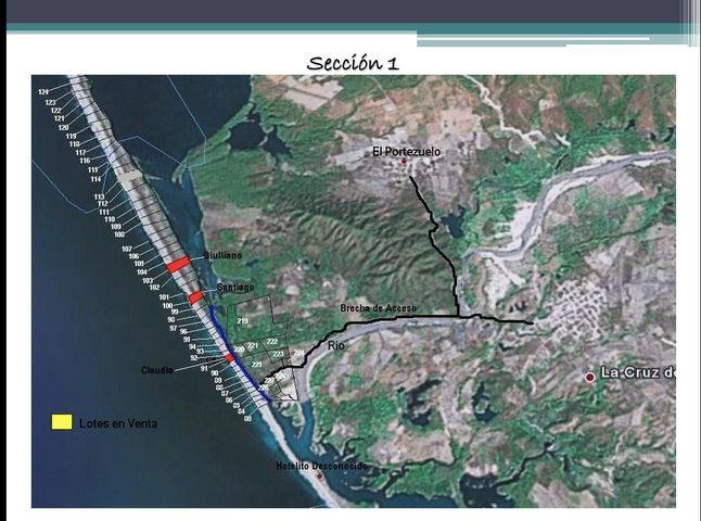 0 Road to La Cruz de Loreto, La Cruz de Loreto Parcel 103, Sierra Madre Jalisco, JA