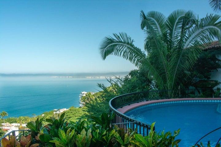 128 Paseo de las Conchas Chinas 1, Condo Princeza, Puerto Vallarta, JA