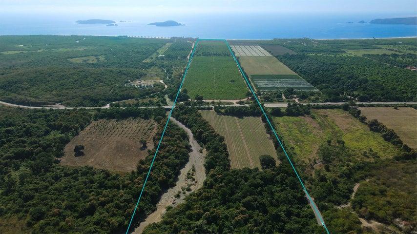 Ocean Front Lot Bahia Chamela Lote 1 y 2