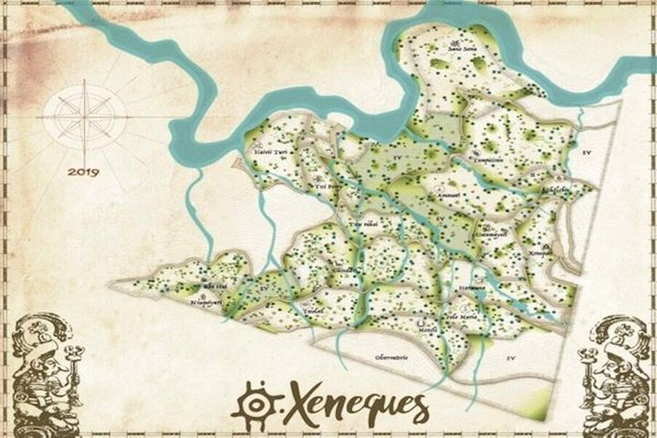 Tzu Rakai Lot 6- Los Xenequesu