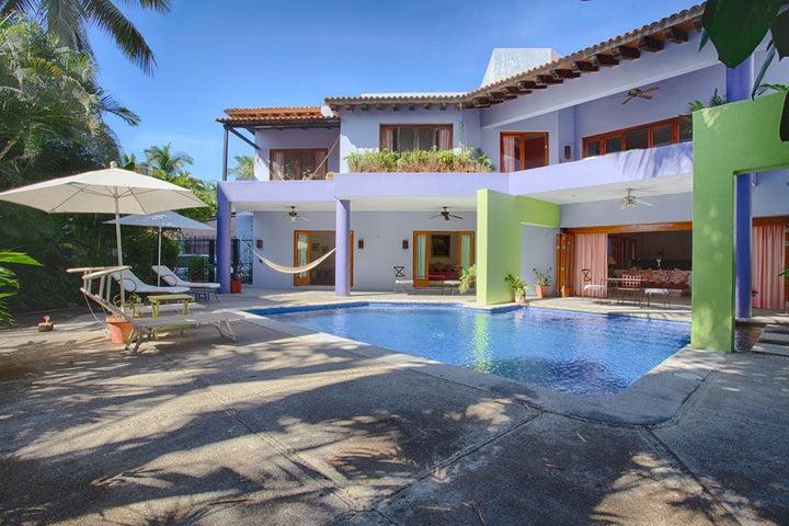 2A Benito Juarez, Casa Morada, Riviera Nayarit, NA