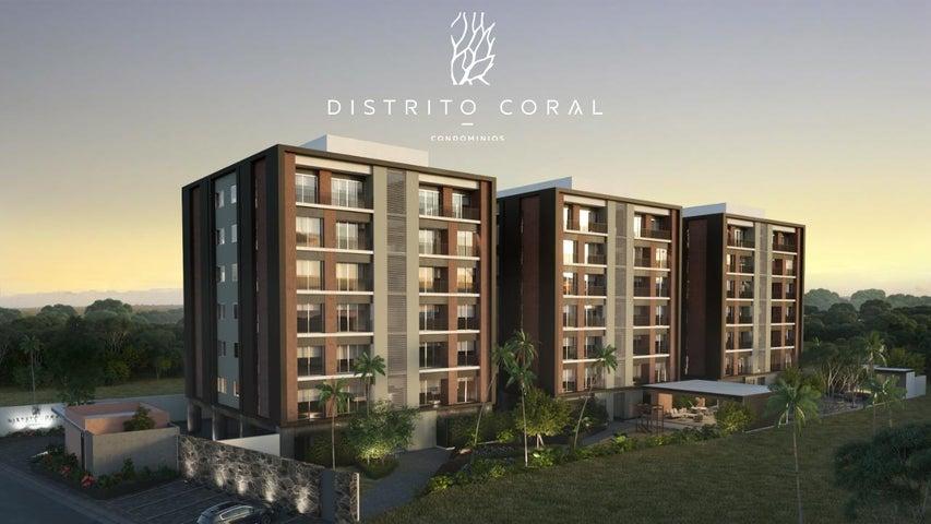 410 Maria Montessori 1601, Distrito Coral - Torre Apora, Puerto Vallarta, JA