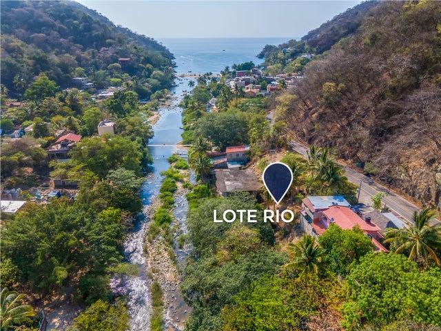 S/N Av Boca De Tomatlan, Lote Rio, Puerto Vallarta, JA