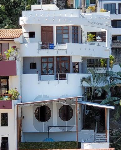 410 Calle Honduras, Casa Barco, Puerto Vallarta, JA