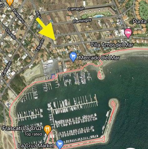 Location at Marina