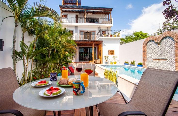 130 Tucán, Casa Tucán, Puerto Vallarta, JA