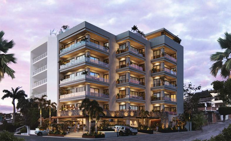 240 Lazaro Cardenas 303, Mina Bucerias, Riviera Nayarit, NA