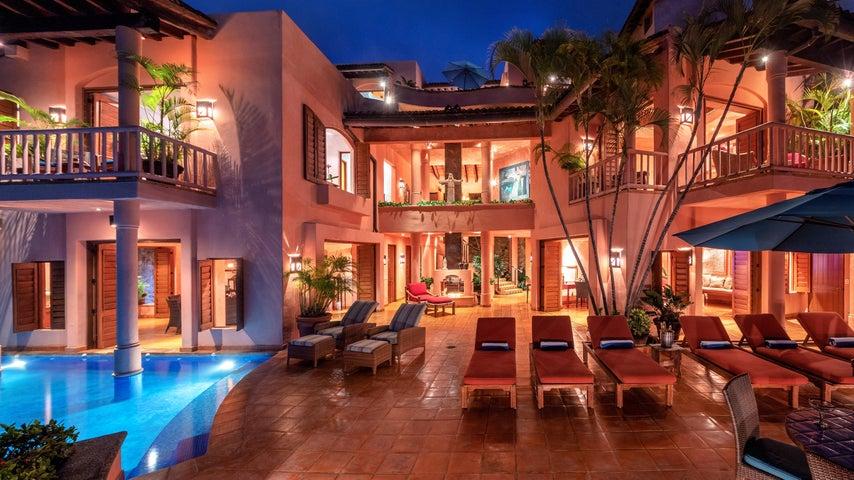 123 Sagitario, Villa Marea Baja